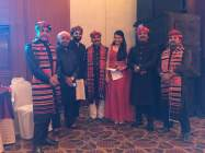 With the Rajasthani folk music group The Kutle Khan project-min